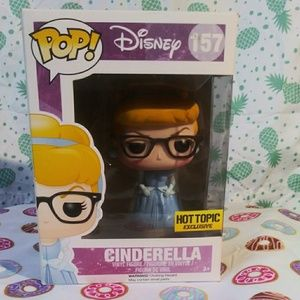 Cinderella funko pop figure